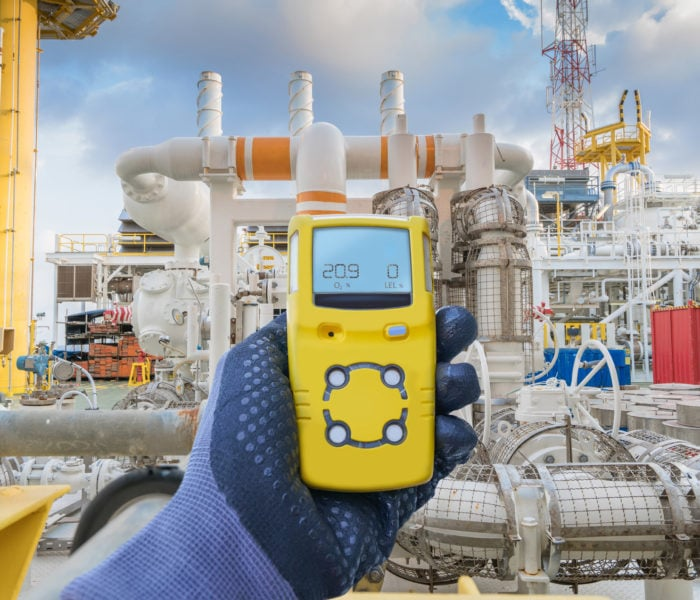 Beswick Industries Served Gas Detection